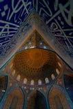 Sonderkommandos von Sheikh Lotfollah Mosque isfahan iran Stockfotografie