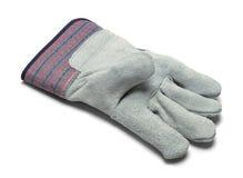 Sondern Sie Arbeits-Handschuh aus Lizenzfreie Stockfotos