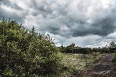 Sonderwaffenlager Stockfoto