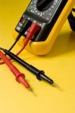 Sondes de multimètre de Digitals Photo libre de droits