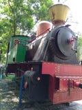 sondokoro locomitive del tasikmadu de la fábrica del azúcar del dimusium del carro a solas Fotografía de archivo libre de regalías