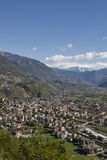 Sondrio Photos stock