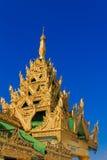 Sone Oo Pone Nya Shin Pagoda, Sagaing Hill , Myanmar (Burmar) Royalty Free Stock Photography