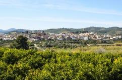 Soneja, Castellon, Espagne Photographie stock