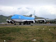 Sonesta Maho Beach Airport, Sint Maarten Imagem de Stock