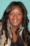 Sonetto Noel Whitaker che arriva ai premi 2011 di GUIDACARTA di Nickelodeon TeenNick immagini stock