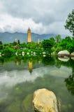 Song dynasty town dali, Yunnan province, China. Stock Images