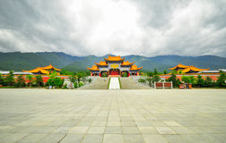 Song dynasty town dali, Yunnan province, China. Stock Photo