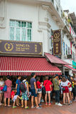 Song Fa bak kut teh in Singapore Royalty Free Stock Photos