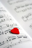 Song of Love Royalty Free Stock Images