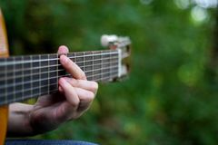 Song Royalty Free Stock Photography