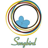 Songbird Royalty Free Stock Images