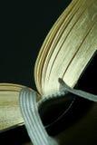 Songbook cristão Fotografia de Stock