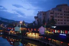 Songcheng. China Jiangsu city of Hangzhou Province, a large cultural landscape Royalty Free Stock Image
