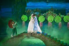 Songcheng eternal love. Hangzhou City, Zhejiang Province, Songcheng China, large-scale song and dance drama Songcheng eternal love Stock Photo