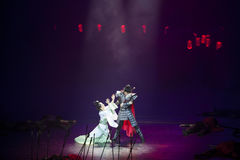 Songcheng eternal love. Hangzhou City, Zhejiang Province, Songcheng China, large-scale song and dance drama Songcheng eternal love Royalty Free Stock Images