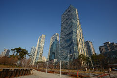 Songdo park Royalty Free Stock Images