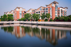 Songjiang Thames Town scenery Royalty Free Stock Photography