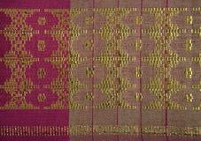 Songket Palembang Stock Image