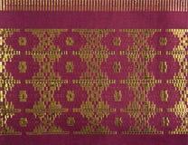 Songket Palembang Royalty Free Stock Photo