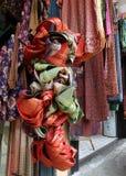 Songket, Palembang, Sumatera, Indonesia Fotos de archivo libres de regalías