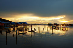 Songkhla Lake Stock Photos