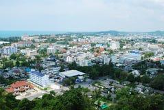 Songkhla-Stadt Stockbilder
