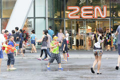 Songkran节日 库存图片