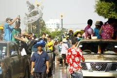 Songkran Royalty-vrije Stock Afbeelding