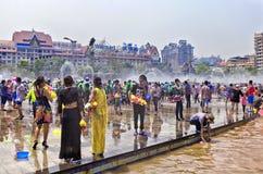 Songkran Imagens de Stock