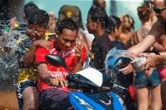 Songkran Στοκ Φωτογραφίες