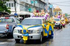 Songkran-Festival 2015 Stockfotos