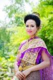 Songkran-Festival 2015 Lizenzfreies Stockfoto