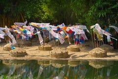 Songkran-Festival 2015 am 15. April Stockfoto