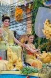Songkran Festival. Festival Songkran Festival in Central Thailand Royalty Free Stock Photos