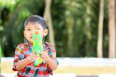 Songkran festival. Royalty Free Stock Image