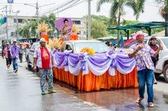 Songkran Festival 2015 Stock Images