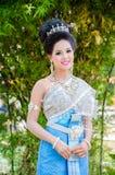 Songkran Festival 2015 Stock Photo