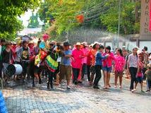 Songkran festival. Stock Photography