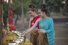 Songkran festival Royalty Free Stock Image