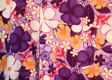 Songkran tradycyjna tajlandzka handmade tkanina wyplata Obrazy Royalty Free