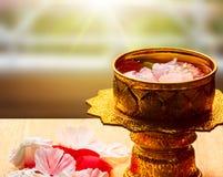 songkran von Thailand Lizenzfreies Stockfoto