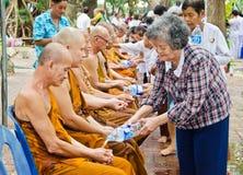 Songkranfestival Royalty-vrije Stock Foto's