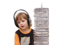 Songs For Children Royalty Free Stock Images