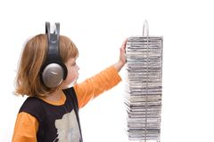 Songs For Children Royalty Free Stock Photos