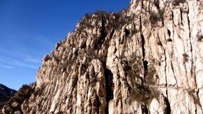 Songshan (el Monte Song) Imagen de archivo