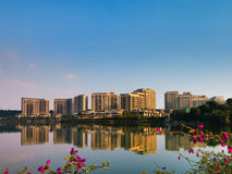 Songshan Lake. Eastphoto, tukuchina,  Songshan Lake, City Landscape Royalty Free Stock Photo