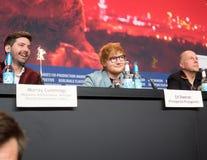 ` Songwriter ` persconferentie in 68ste Berlinale 2018 stock afbeeldingen