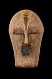 Afrikanische Maske Lizenzfreies Stockbild