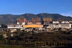 Songzanlin świątynia Obrazy Royalty Free